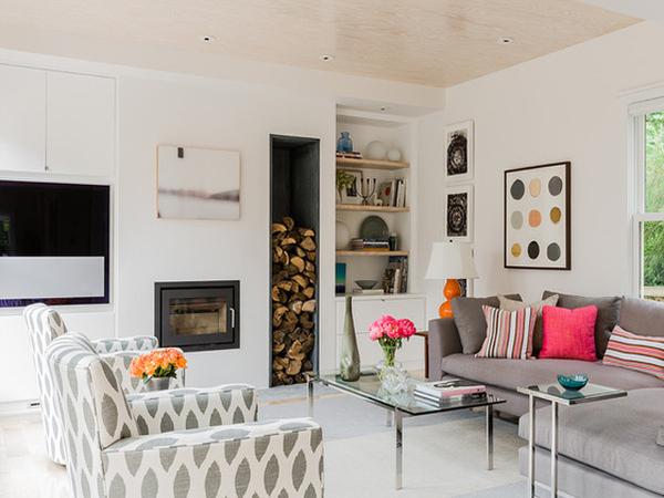 巴黎女生公寓尽显浪漫法式风装修效果图