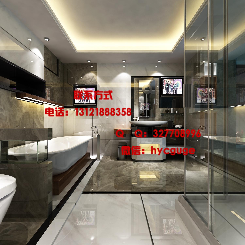 个人专业兼职别墅家装公寓设计3d效果图