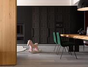 现代简约风格 90平质朴两居设计