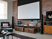 工业艺术范儿的单身公寓