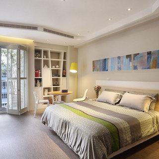 小平卧室欧式装修图