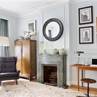 有趣的设计 摩登北欧风两居室公寓