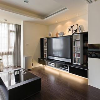Black&White 62平米科技时尚风一室一厅