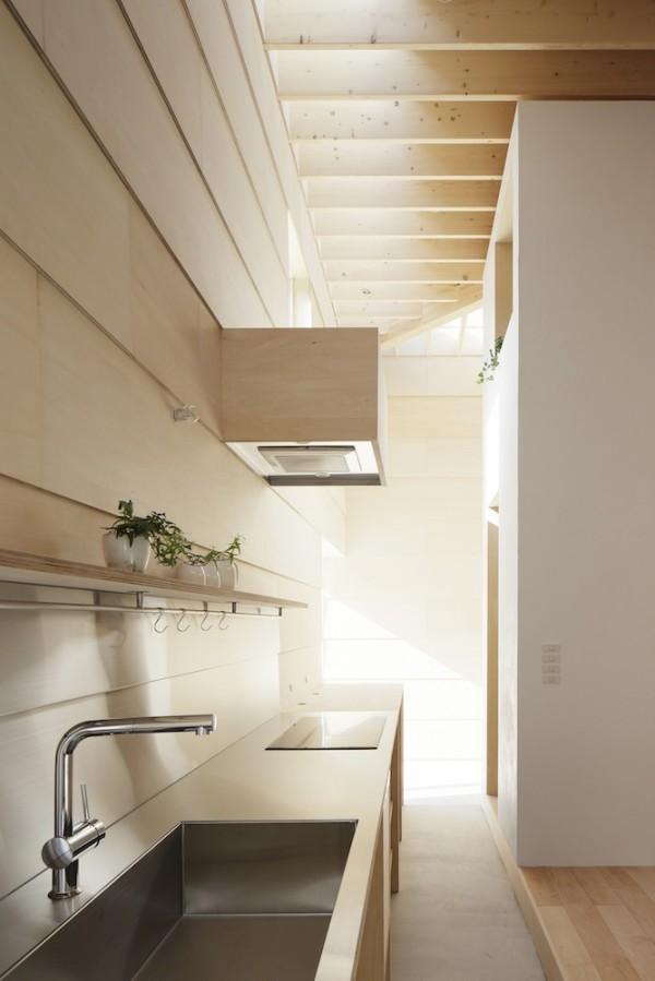 """日式""""光之墙""""简约家居设计装修效果图"""