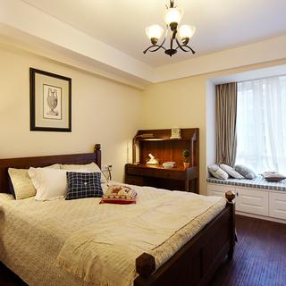 康城国际--135平现代美式 三室两厅两卫一厨