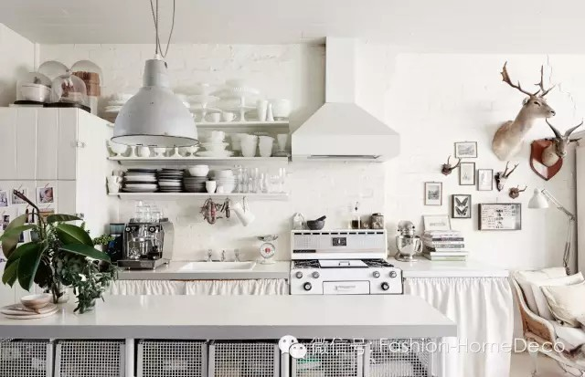 小店厨房设计图