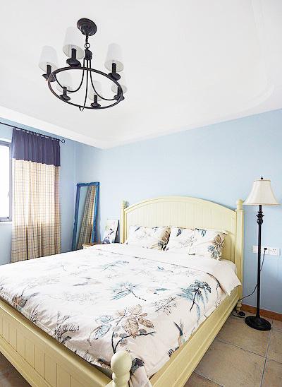 95平米纯爱地中海两居室装修效果图