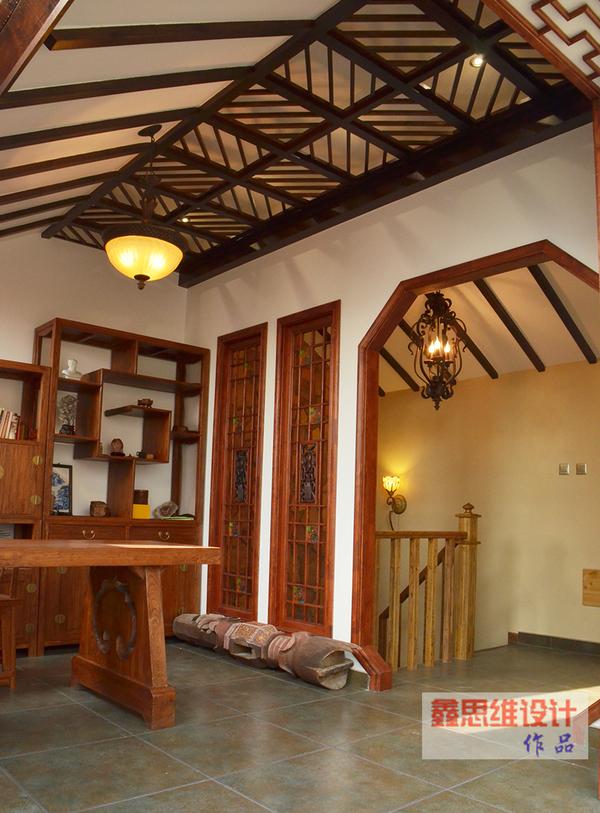 摩洛哥之梦   美式别墅装修效果图