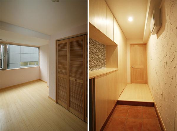 日式简约自然派 日本100平温馨婚房装修效果图