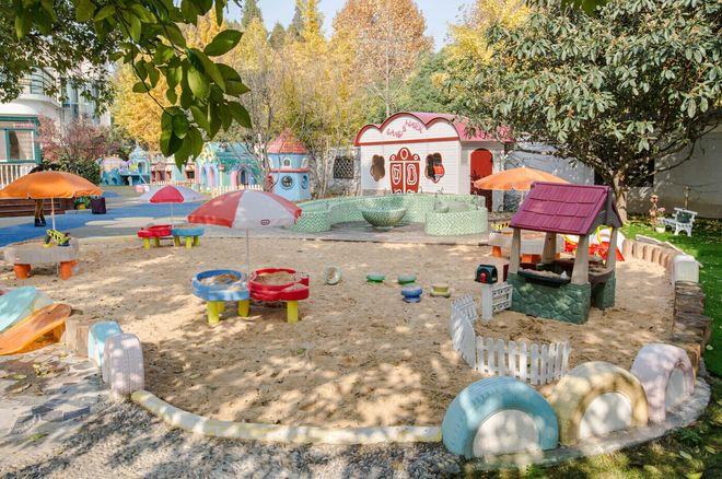 精灵城堡——保俶路幼儿园图片
