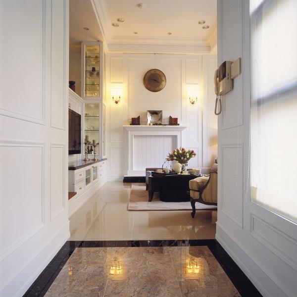 气宇非凡 尊贵美式风情三居室装修效果图