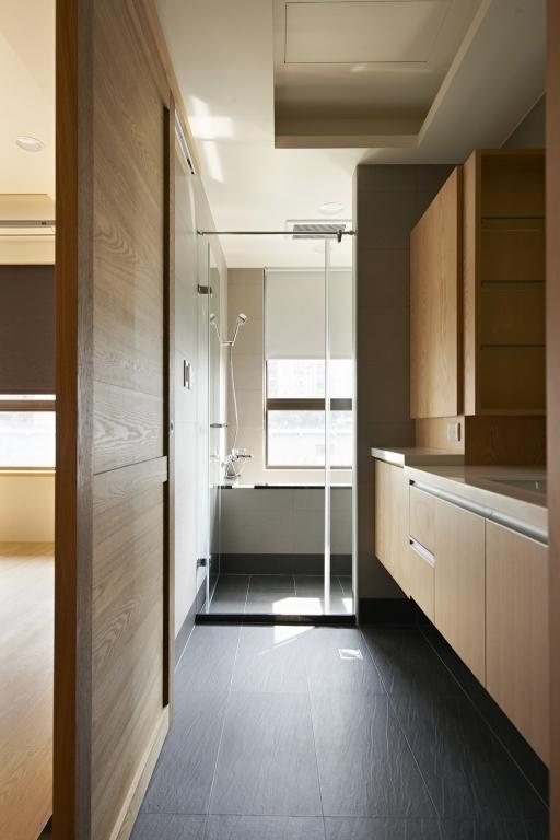 自然风雅的日式两室两厅装修效果图