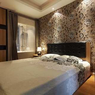 122平现代简约温馨雅居 惹人眼馋的沙发背景墙创意设计