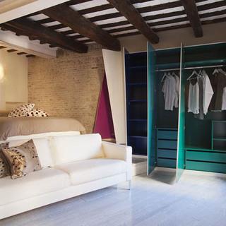 罗马38平米巧妙设计房子