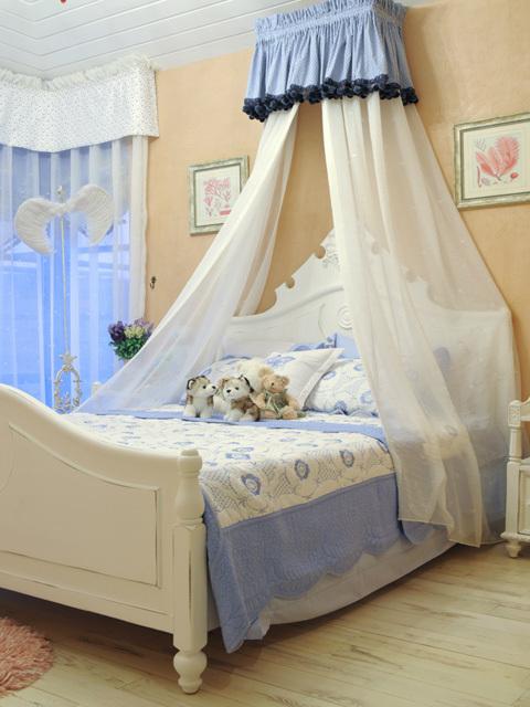 清新淡雅地中海一居室装修效果图