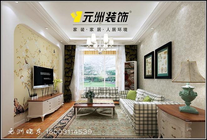 【紫晶悦城装修】紫晶悦城89平米b户型两室两厅一卫现代简约装修效果