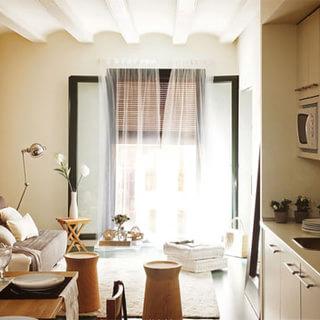 北欧风小清新公寓装修效果图图片