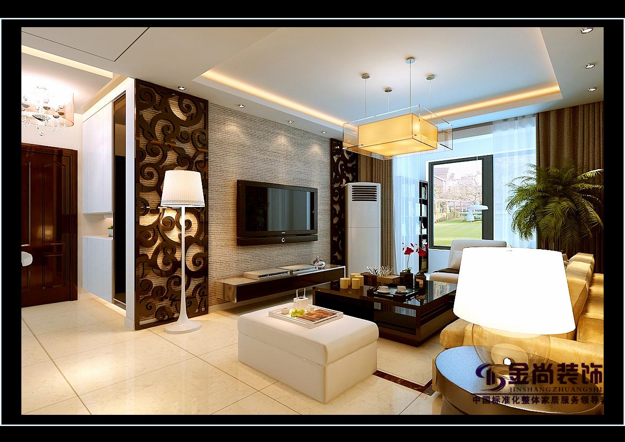 现代简约风格装修设计主要表现在空间开敞、内外通透,在空间平面设计中追求不受承重墙的限制自由。所以在设计现代简约的时候,很多时候都会考虑到墙面、地面、顶棚等的协调性。 现代简约的装修设计,它是一种更高层次的创作境界。在考虑其设计的时候,它强调的是一种舒适与实用,比较注重于追求材料、技术、空间的表现深度与精确。