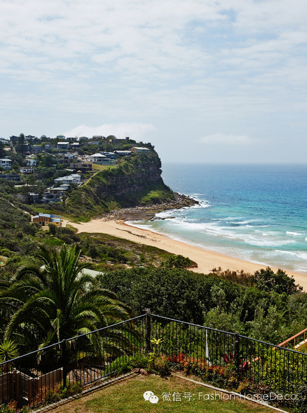 悉尼 Ozzie Wright冲浪艺术家的现代混搭风装修效果图  轻松生活
