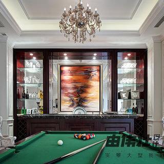 200平米以上别墅风格娱乐室装修效果图大全2015图片
