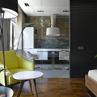 34平米极具创意设计 照搬回你的小家