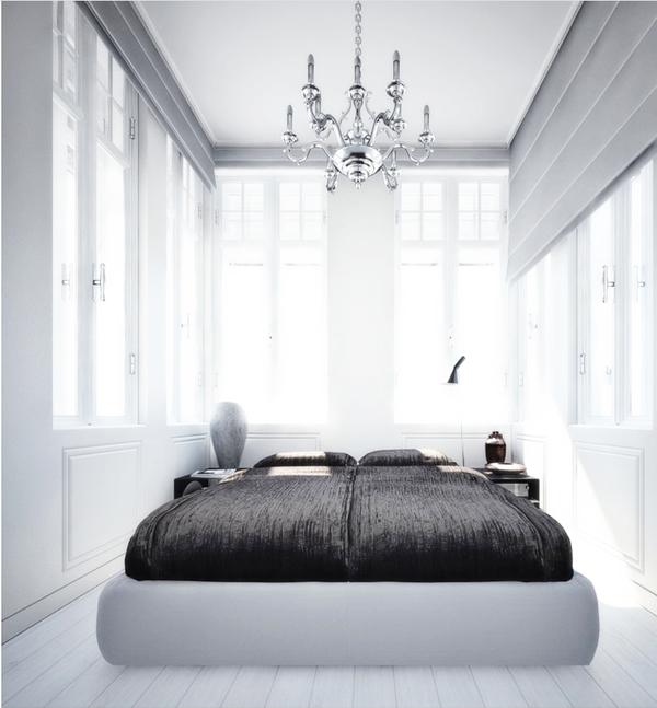 小空间大魅力 55平方简约至极一居室装修效果图