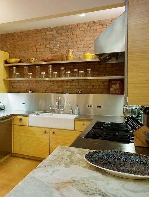 简约现代美式风格公寓装修效果图