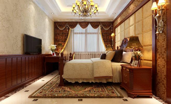 欧式风格联排别墅设计
