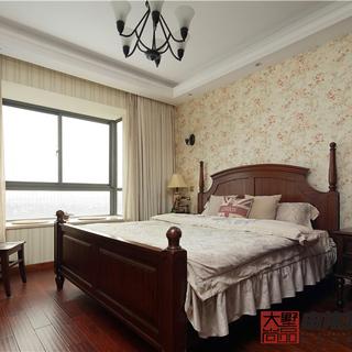 【大墅尚品-由伟壮设计】133平美式风公寓『城市的秋天』