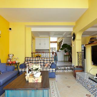216平3室两厅地中海时尚别墅 尽情享受爱琴海的日光浴