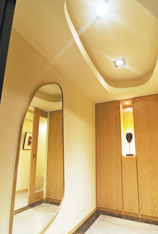 120平米老房换新颜  日式二居室装修效果图