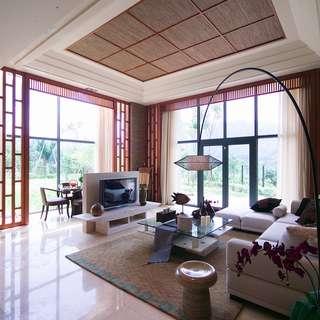 南亚巴厘岛风格错层大宅实景赏析