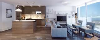 应对高房价 加拿大温哥华变形公寓