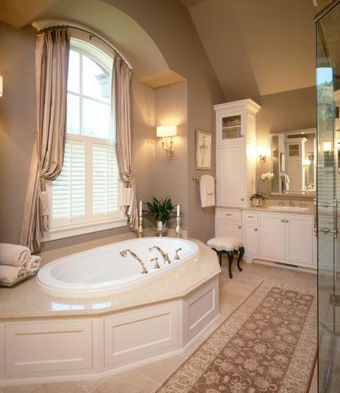 280平米美式别墅尽显高端奢华装修效果图