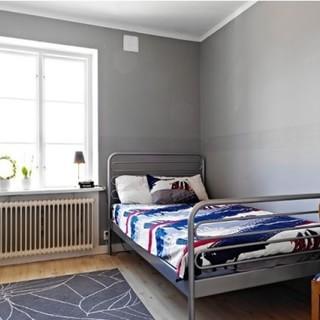 109平北欧复式公寓 多窗户的明亮空间