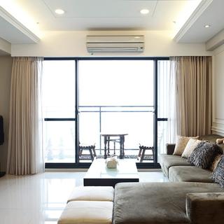 125平功能性美式三室两厅