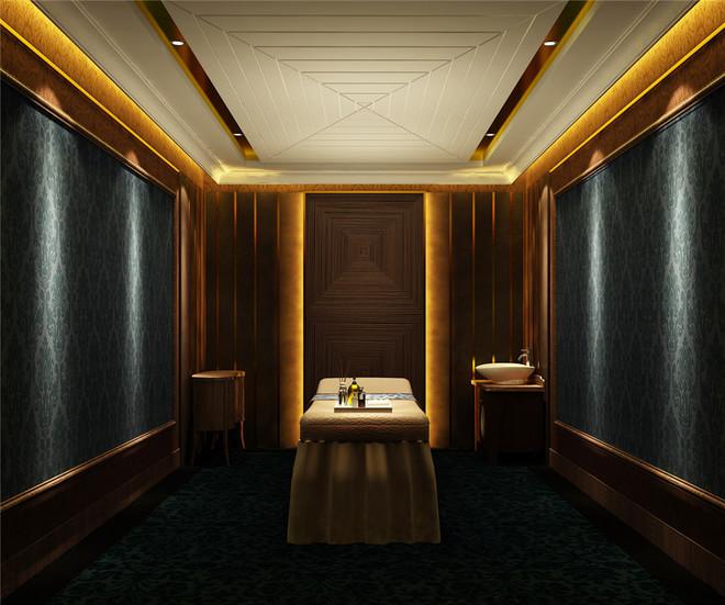 欧式美容spa会所设计