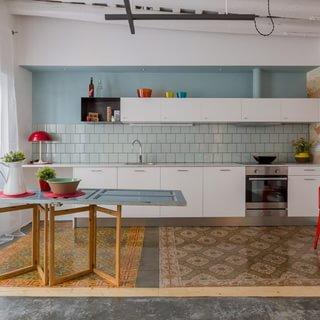巴塞罗那公寓改造
