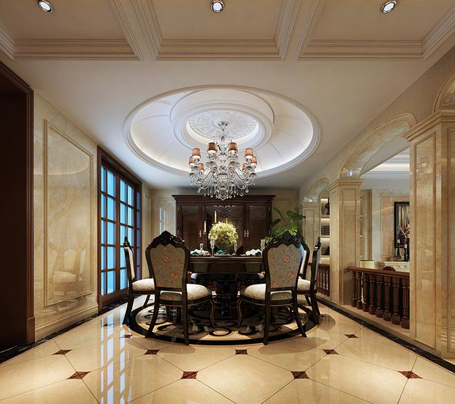 项目名称:中昊檀宫 面积:350 喜欢风格:欧式风格 设计说明: 本案企业老总,五十岁,一家三口,儿子24,父母同住。业主喜欢高品质的生活,宽阔的空间。本案为一套简欧风格的联排别墅,主要以深色系为主,深色为优雅浪漫、唯美、让人感受到恬淡、美好的生活。 整套设计流露出主人不喜束缚的个性和雅致的生活品味。