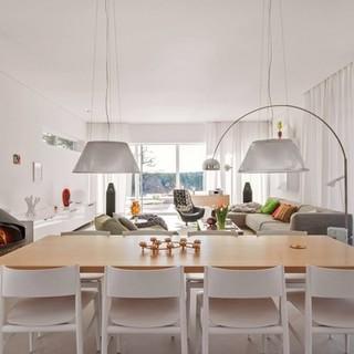 亲近自然的魅力 瑞典现代别墅