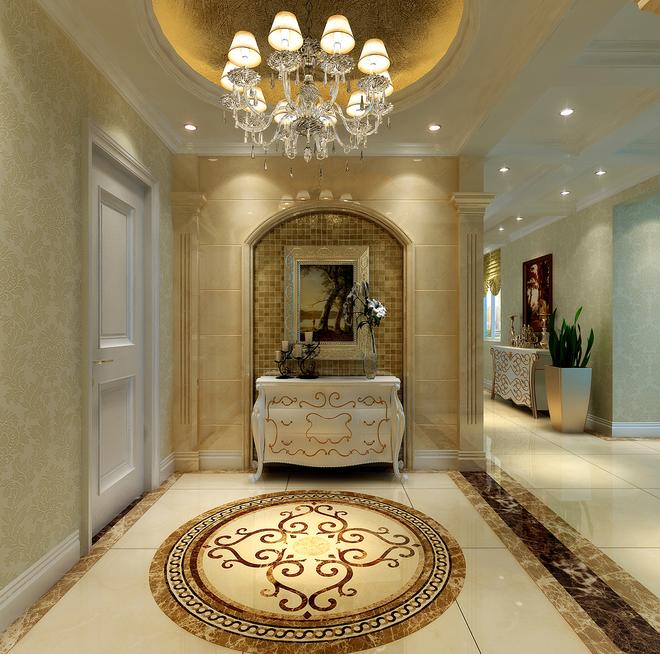 榆林别墅欧式古典风格图片