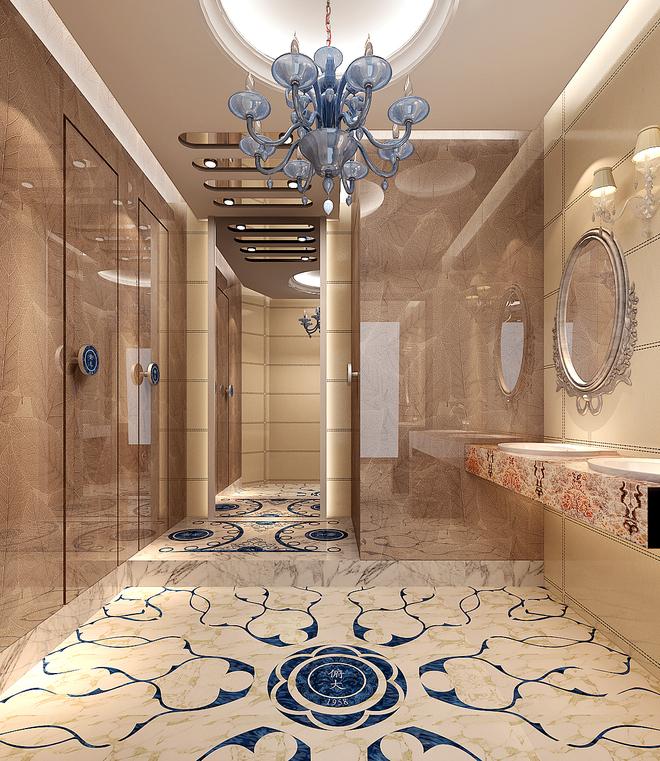 420平米美容院设计