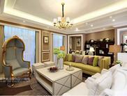 美式风格样板间 打造专属度假别墅