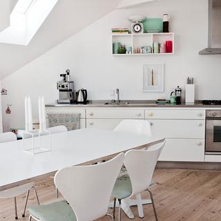 简约至极的北欧风情――哥本哈根家居