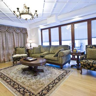 景江苑――136平美式三室二厅
