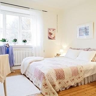 50平方的独特可爱一房一厅公寓设计
