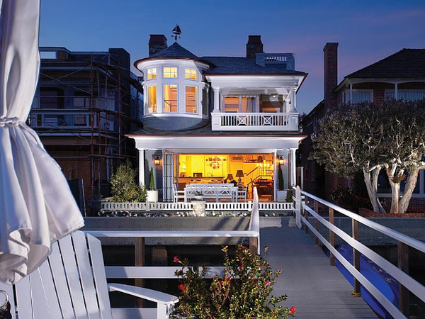 豪华海滨混搭别墅装修效果图 体验另一种人生
