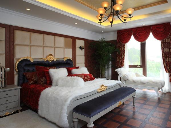 优雅温暖美式装修风格家居装修效果图