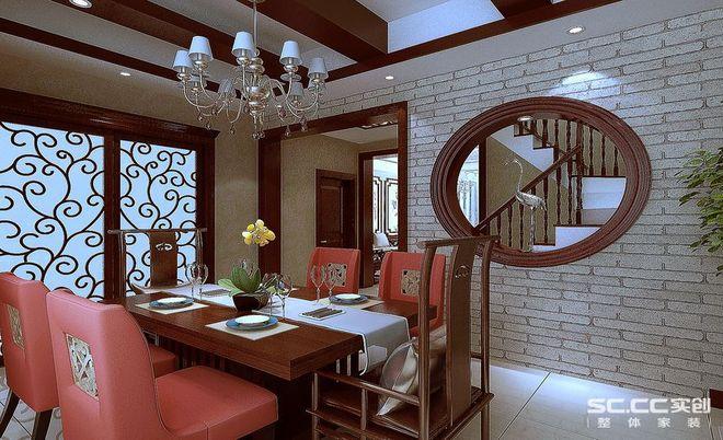 城阳小区别墅Z-正阳东郡166平中式装修,男主人是喜欢中国传统文化的人,一楼定位中式风格,负一层为聚会休闲区,需要舒适随性,最终定位美式乡村风格。 项目名称:Z-正阳东郡 施工单位:青岛实创装饰 设计风格:中式+美式乡村风格 建筑面积:166 房屋结构:复式别墅 预约设计师15192514325 在线QQ、微信咨询、免费户型解析:1921245209