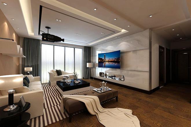 133平米房子装修,可以选择的风格很多,但是舒适与实用多功能才是王道.